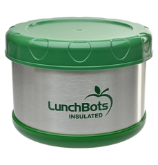 Insulated thermal perfect for hot or cold meals